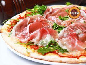 Carpaccio Pizza Fopisa Online Bestellen