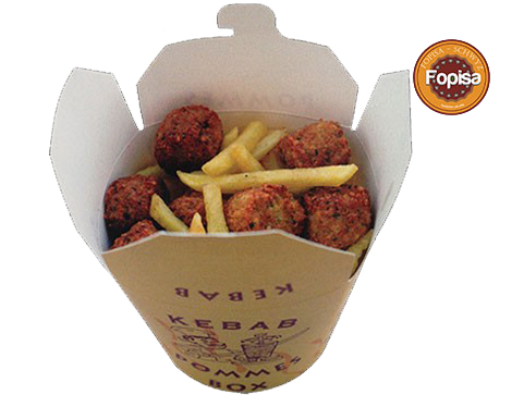 Falafel Box Fopisa Online Bestellen