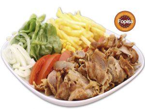Kebab Teller Fopisa Online Bestellen