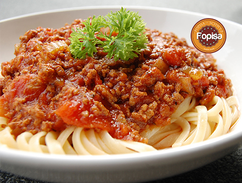 Spagetti Bolognese Fopisa Online Bestellen