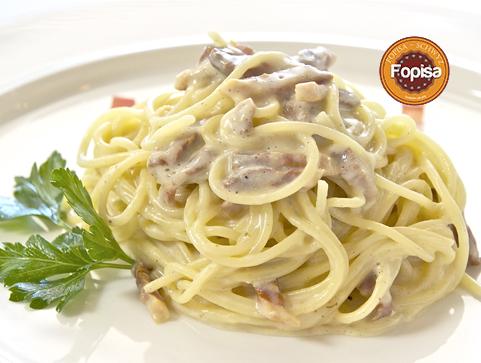 Spagetti Carbonara Fopisa Online Bestellen