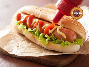Hot Dog Fopisa Online Bestellen
