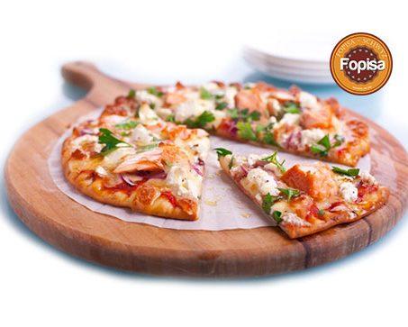 Salmone Pizza Fopisa Online Bestellen