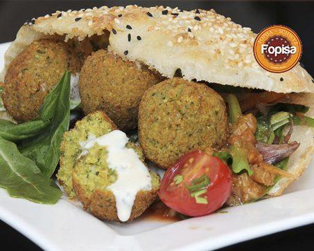 Falafel Taschenbrot Fopisa Online Bestellen