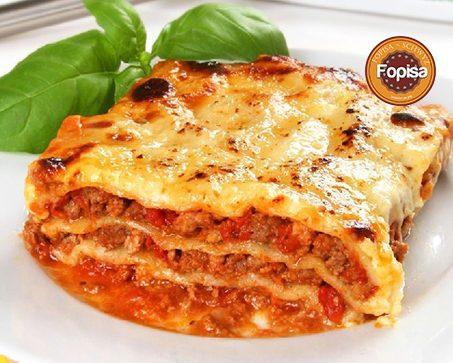 Lasagne alla Bolognese Fopisa Online Bestellen
